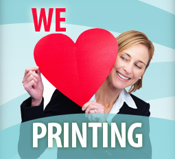 Ideal Printing heart